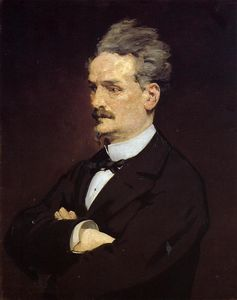 Portrait of M. Henri Rochefort