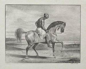 African on Horseback