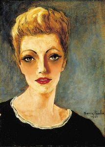 Portrait de Suzanne 1