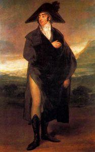 The count of Fernán Núñez