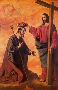 La coronación de San José