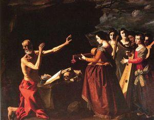 Tentación de San Jerónimo