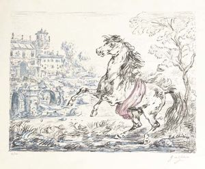 Cavallo fuggente