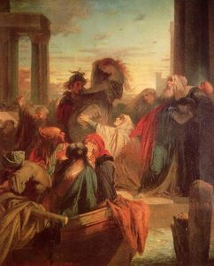 Abduction of the Young Venetian Woman by Cypriot Pirates