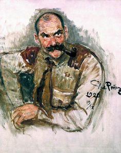 Portrait of A. Gallen Kallela
