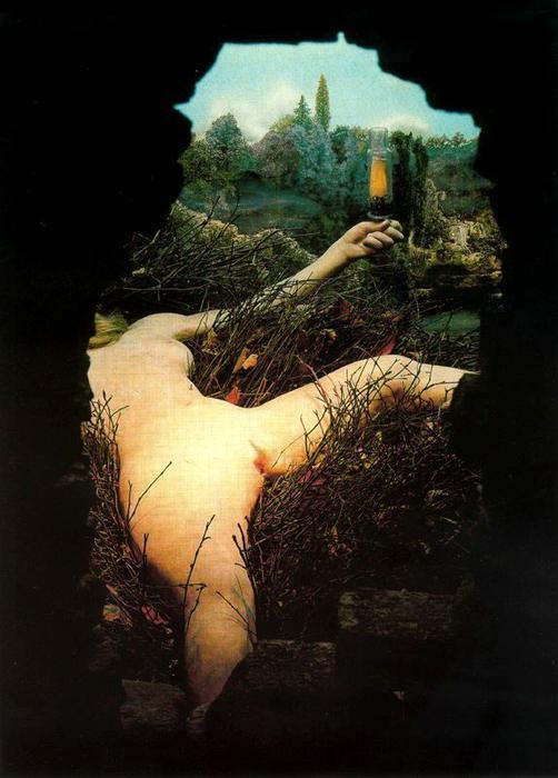 Wikioo.org - The Encyclopedia of Fine Arts - Painting, Artwork by Marcel Duchamp - El gran cristal-La novia desnudada por sus solteros