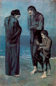 Los pobres a orillas del mar