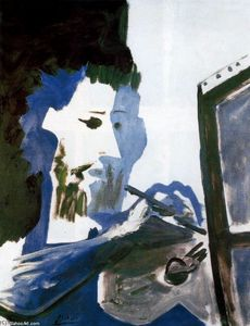 The painter 1