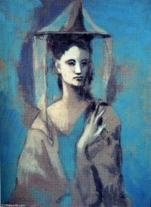 Woman from Mallorca