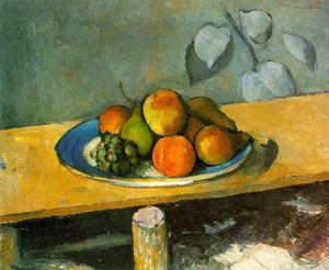 Peaches, Pears and Grapes