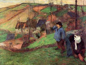 Little Breton Shepherd