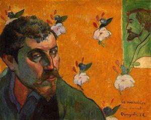 Self Portrait, Les Miserables