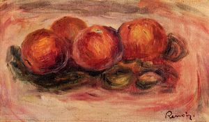 Peaches and Almonds
