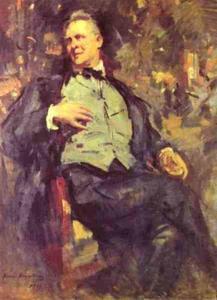 Portrait of Fedor Chaliapin