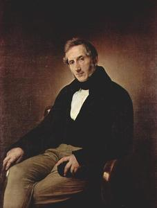 The Portrait of Alessandro Manzoni