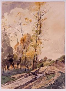 Landscape at Famars
