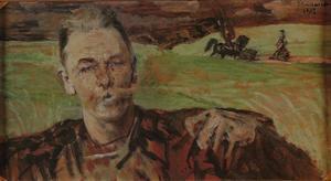 Portrait of Michal Sozanski