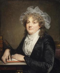 Madame Jean Baptiste Nicolet