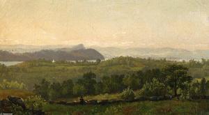 Hudson River Looking towards Haverstraw