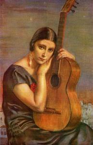 el alma de guitarra
