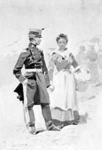 Artillery Soldier