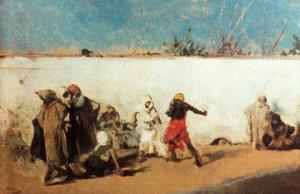 Fight Of The Moors