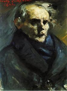 Portrait of the Painter Bernt Gronvold