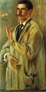 Portrait of the Painter Otto Eckmann