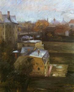 View from the Studio, Schwabing