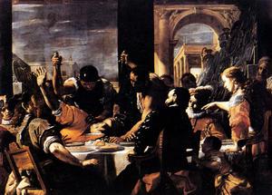 The Banquet Of Baldassare