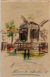 Moulin De La Galette 1