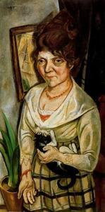 Portrait of Fridel Battenberg