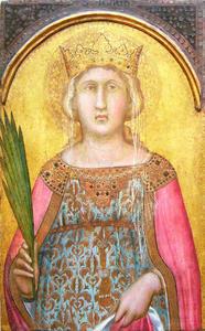 Santa Caterina d Alessandria