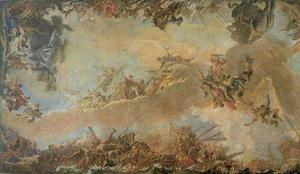 Allegory of Heavenly Virtue