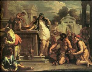 Sacrifice to Vesta