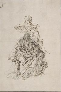 Studies for an Education of the Virgin