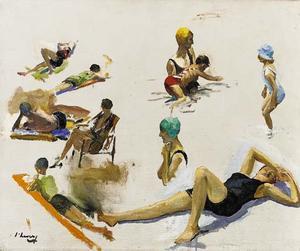 Bathing Studies