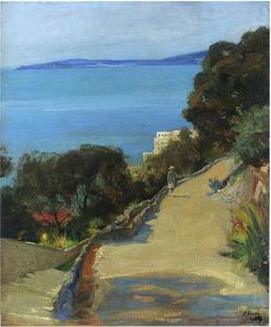 The Garden at Cap d' Ail