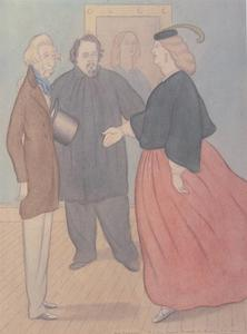 Miss Cornforth. `Oh, very pleased to meet Mr Ruskin, I'm sure