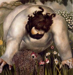 Christ in the Wilderness. Consider the Lilies