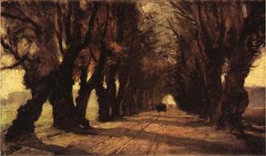 Road to Schleissheim