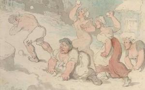 Winter frolics