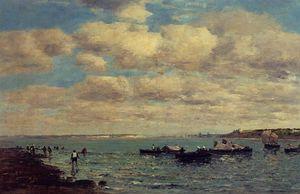 Camaret, Fishermen and Boats