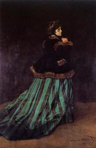 Camille (also known as The Woman in a Green Dress)