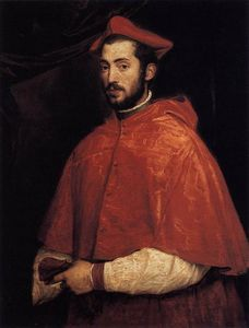 Cardinal Alessandro Farnese