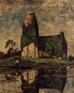 Criqueboeuf, la Iglesia