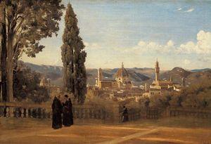 Florence - The Boboli Gardens