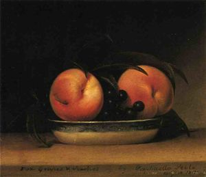 Fox Grapes and Peaches