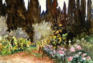 Gardens at Florence