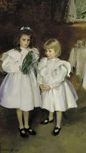 Gertrude and Elizabeth Henry